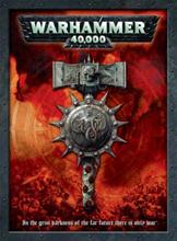 Warhammer 40K Releases: Week of July 12, 2008