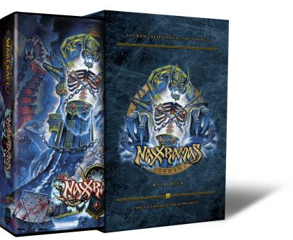 WoW : Raid decks : Naxrammas 15652WoWNaxxramasstarter_lg