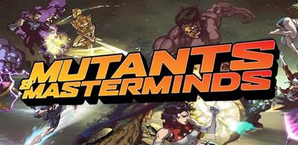 mutants and masterminds core rulebook pdf