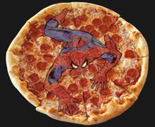 ICv2 Make Mine A Spider Man Pizza