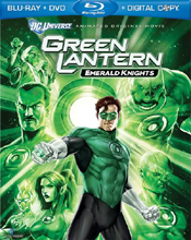 ICv2 - 'Green Lantern: Emerald Knights,' 'Transformers,' & 'True Grit'