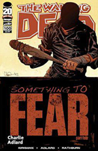 'The Walking Dead' #100 Hits 383,612 in Initial Orders