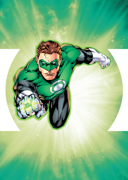the new 52 trading cards lantern set the green lantern corps