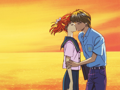 Marmalade boy 245206MarmaladeBoy_sunset-lg