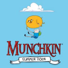 adventure time munchkin 2014 steve jackson games