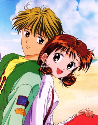 anime boy and girl in love. TOP 10 ANIME SERIES FOR GIRLS