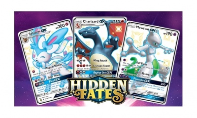 'Pokemon's' 'Hidden Fates' Revealed