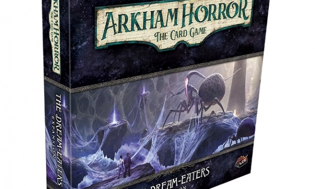 Fifth 'Arkham Horror' Cycle Opens With 'The Dream-Eaters'