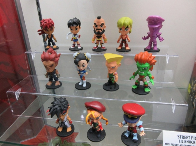 Street Fighter Lil Knockouts Vinyl Figures Ryu