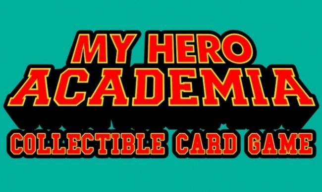 Jasco Games Enrolls In 'My Hero Academia' with CCG