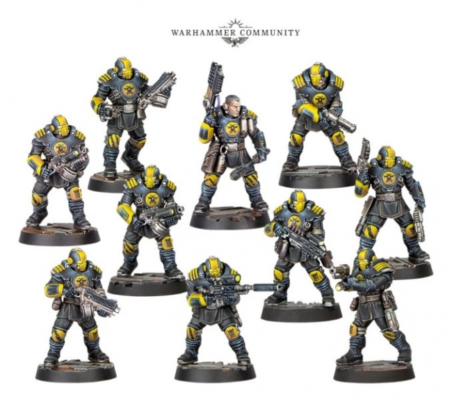 ICv2: New Minis Announced for 'Necromunda,' 'Blood Bowl,' 'Warcry'