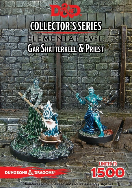 icv2 d d temple of elemental evil limited edition miniatures