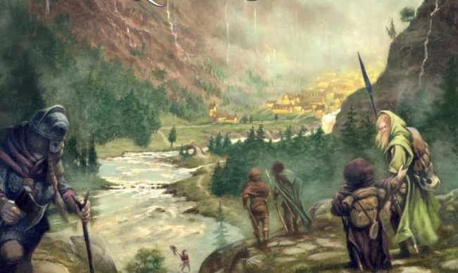 Icv2 Adventures Of Middle Earth Heads For Rivendell