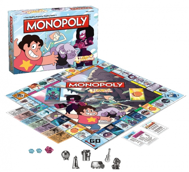 ICv2: 'Steven Universe,' And 'Attack On Titan' 'Monopoly