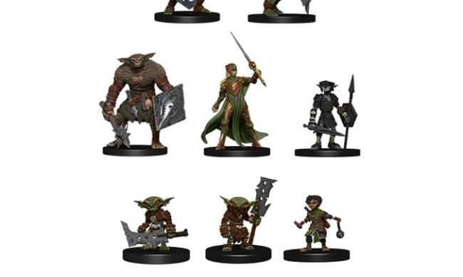 ICv2: WizKids Previews 'Pathfinder 2nd Edition' Miniatures