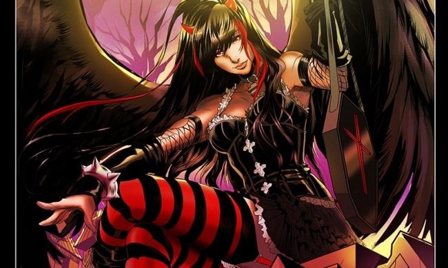 Icv2 Dabel Bros Plan Dark Hunter Comics Graphic Novel Manga