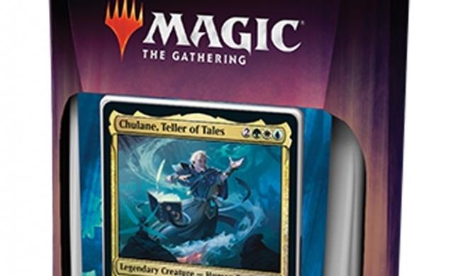 WotC Reveals Magic: The Gathering Throne of Eldraine: Brawl Deck' Deets