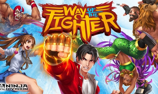Ninja Division's 'Way of the Fighter'