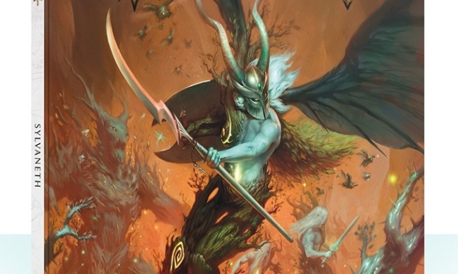 ICv2: 'Warhammer Age of Sigmar Order Battletome: Sylvaneth'