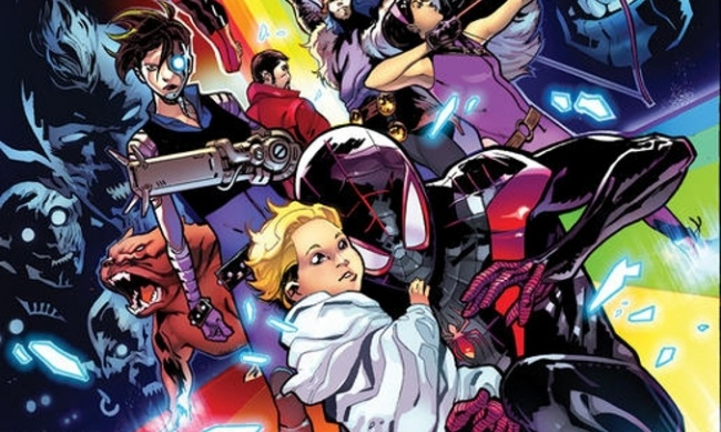 Icv2 Thor S Baby Sister Joins War Of The Realms