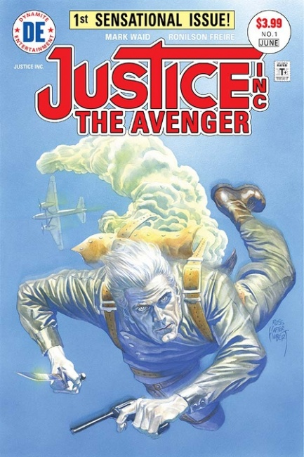 ICv2: Preview: 'Justice, Inc. The Avenger' #1