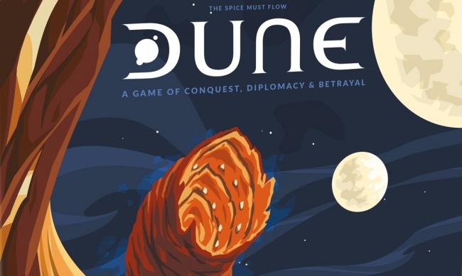 Gale Force Nine Reveals 'Dune' Details