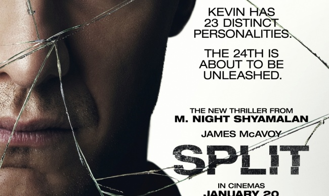 an analysis of split a movie by m night shyamalan