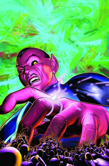 ICv2: Sinestro and Black Mask Join 'DC's Year of the Villain'