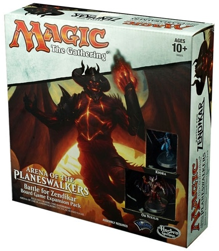 ICv2: Review: 'Magic: The Gathering--Arena of the ... Planeswalker Arena