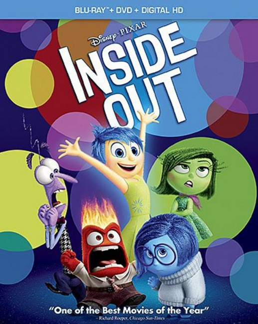 Tom chase inside out