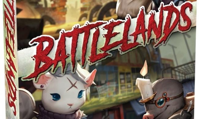 'Battlelands' Card Game