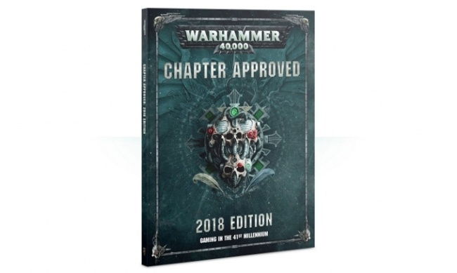 ICv2: Games Workshop Offers Two New 'Warhammer 40,000' Books