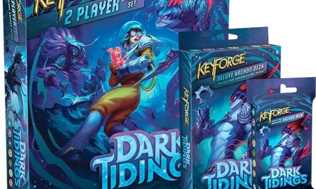 'Dark Tidings' Come for 'Keyforge'