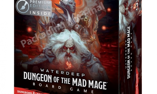 icv2 dungeons dragons waterdeep dungeon of the mad mage