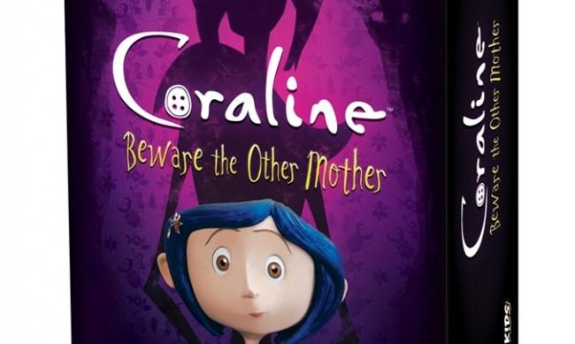 Icv2 Wizkids To Release Coraline Beware The Other Mother