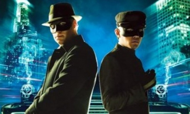 ICv2: 'The Green Hornet' Set for Movie Reboot
