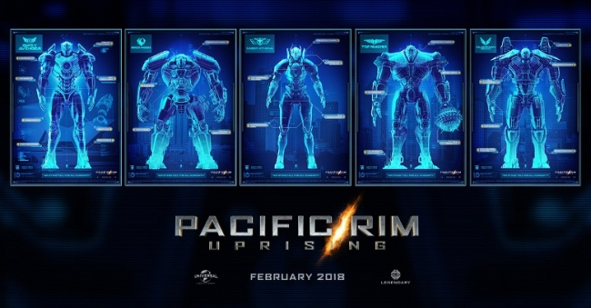 the Pacific Rim - Uprising (English) 3 full movie download