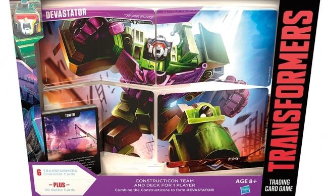 'Transformers: Trading Card Game' Enters Season 2