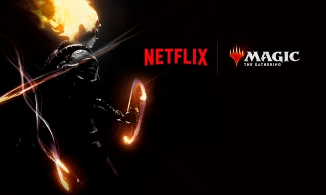 New 'Magic: The Gathering' Animated Series for Netflix