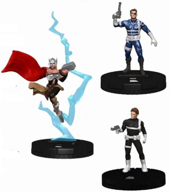 Free Comic Book Day Hulk Heroclix: ICv2: 'Marvel HeroClix: Nick Fury, Agent Of S.H.I.E.L.D