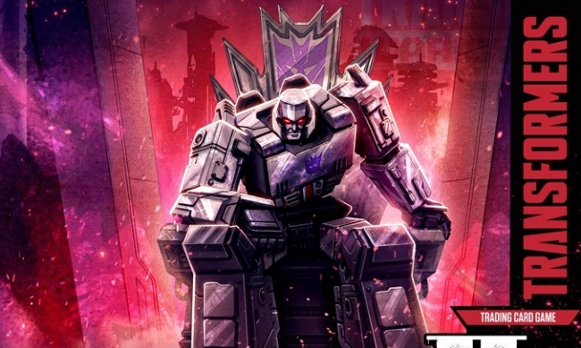 Wizards of the Coast Reveals Next 'Transformers: The Card Game' Expansion