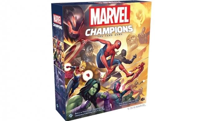 Fantasy Flight to Launch Marvel LCG