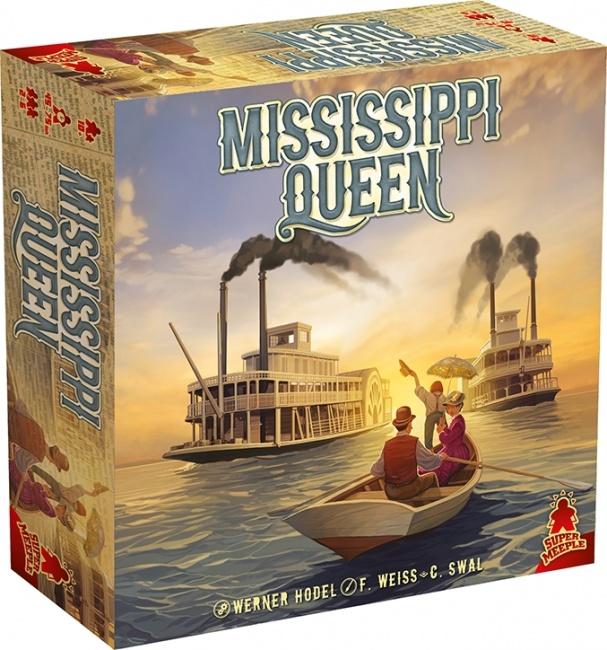 Mississippi Queen Spiel