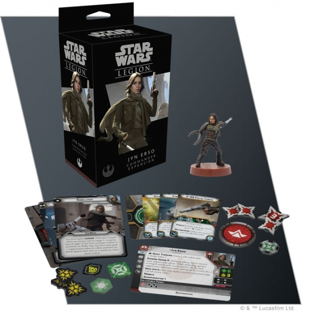 ICv2: 'Star Wars: Legion' Adds 'Rogue One' Expansions