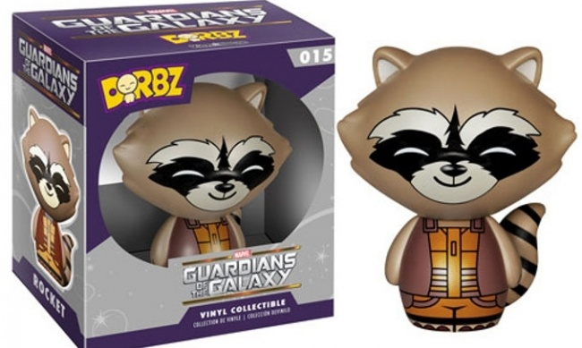 Destiny Dance Gif: ICv2: Funko's Cute & Cool 'Guardians Of The Galaxy' Figures