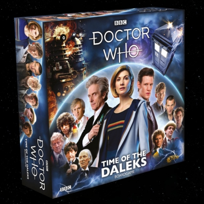 Doctor Who Time of the Daleks River Amy Clara /& Rory Friends Expansion