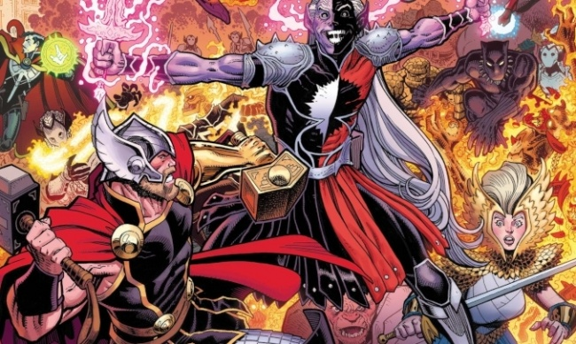 Marvel The Mighty Thor # 342 US TOP
