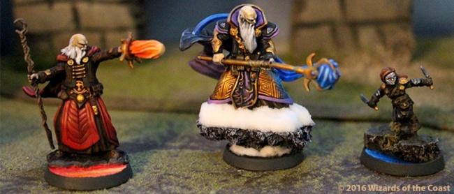Icv2 Wizkids Releasing Unpainted Dungeons Amp Dragons Minis