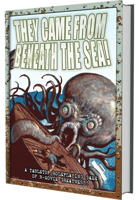 ICv2: 'They Came From Beneath the Sea!'