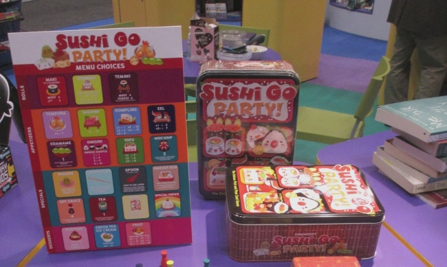 Icv2 Sushi Go Party Bring Your Own Book More